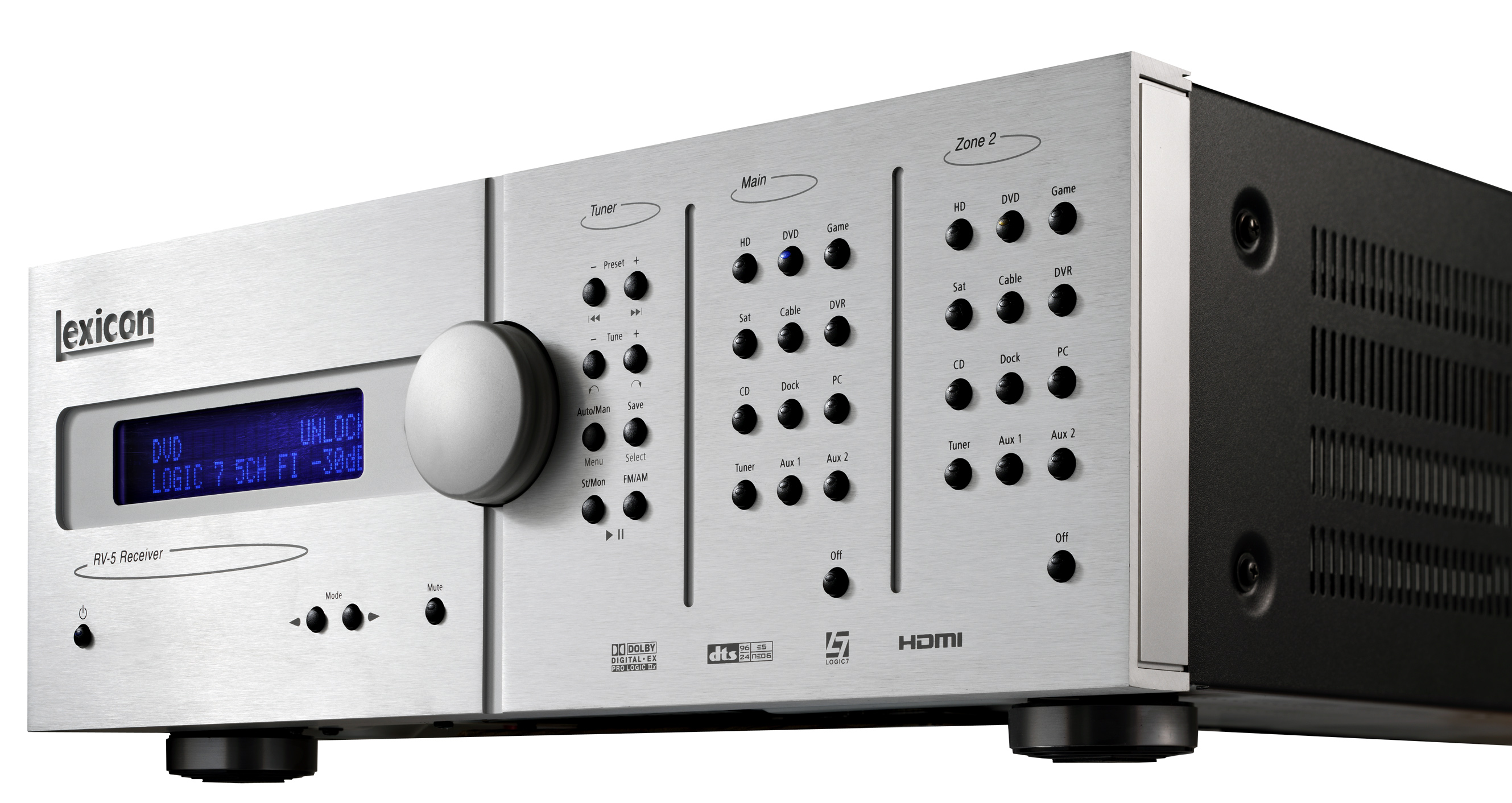 Lexicon RV-5 Receiver